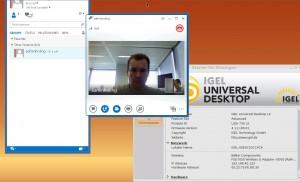 Lync 2013,XenApp 6.5 and IGEL UD LX together