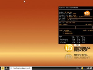 Conky System Information Tool for IGEL Linux (x86)