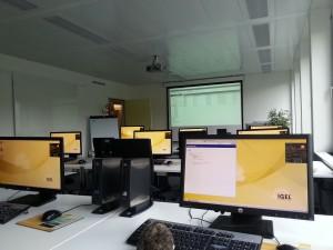 IGEL powered Classroom @ BCD-Sintrag AG, Glattpark (Zuerich)