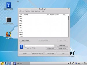 TrueCrypt 7.0a for IGEL Linux (x86)